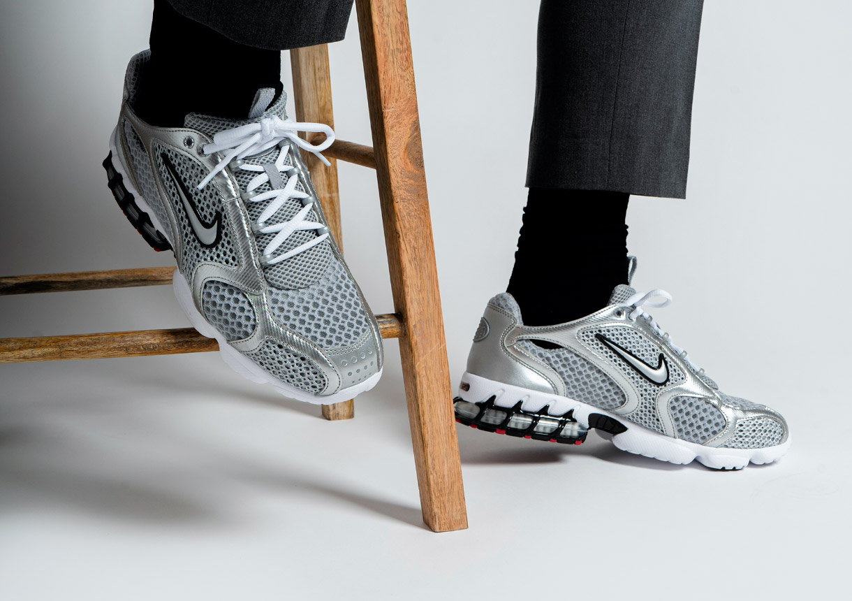 Nike Air Zoom Spirion Cage 2